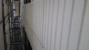 久留米市 アイゼン通運 外壁 塗装工事 施工前