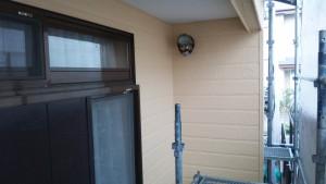 筑紫野市 塗装工事 M様邸 外壁 上塗り 完了
