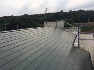 筑紫野市 塗装工事 M様邸 屋根塗装 完了