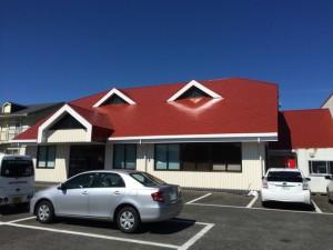 福岡県 久留米市 アイゼン通運 外壁 屋根 塗装工事 完了