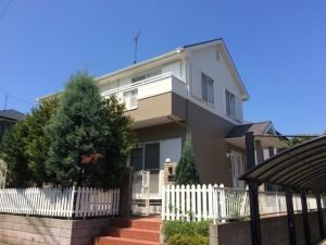 福岡県 宗像市 外壁 屋根 塗装工事 完了