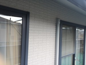 大野城市 塗装工事 M歯科医院 外壁 完了