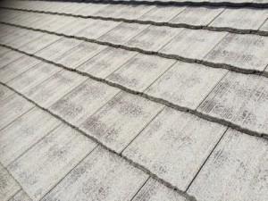福岡県 小郡市 N様邸 塗装工事 屋根 高圧洗浄施工後
