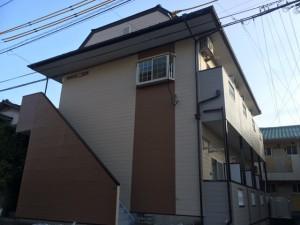 太宰府市 塗装工事 ロイヤル桜町 完了