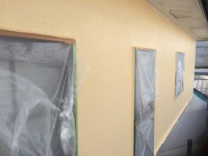 大野城市 T様邸 塗装工事 外壁塗装 完了