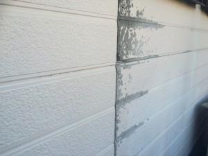 太宰府市 M様邸 塗装工事 既存シーリング撤去 完了