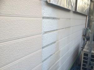 太宰府市 M様邸 塗装工事 下地肌合わせ 完了