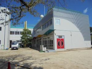 太宰府市 水城幼稚園 外壁改修工事 完了
