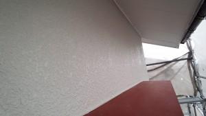 太宰府市 塗装工事 T様邸 外壁上塗り 完了