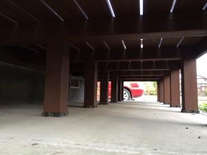 佐賀県 佐賀市 N様邸 塗装工事 ウッドデッキ塗装 完了