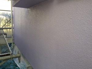 筑紫野市 H様邸 塗装工事 外壁 上塗り 完了