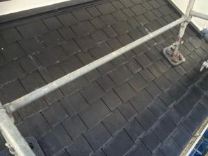 筑紫野市 塗装工事 H様邸 屋根塗装 施工前
