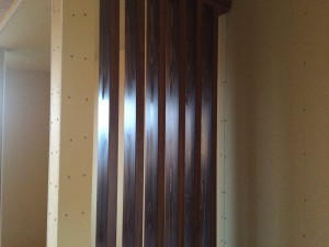 筑紫野市 O様邸  木部 塗装工事 完了
