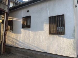 太宰府市 国分 外壁 塗装工事 施工前