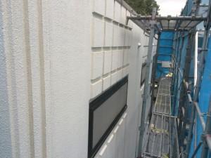 福岡市早良区 徳栄寺 塗装工事 外壁高圧洗浄 完了