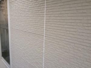筑紫野市 塗装工事 美容室 シーリング打替え完了