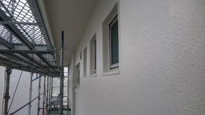 太宰府市 塗装工事 こひつじ保育園 外壁塗装 完了