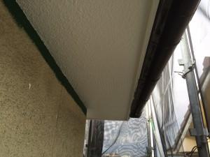 福岡県粕屋郡 塗装工事 I様邸 軒天 完了