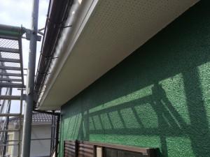 福岡県粕屋郡 塗装工事 I様邸 外壁 完了