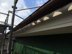 福岡県 粕屋郡 塗装工事 I様邸 各部位塗装 完了