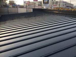 筑紫野市 塗装工事 屋根 完了