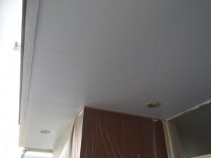 筑紫野市 塗装工事 軒裏 完了