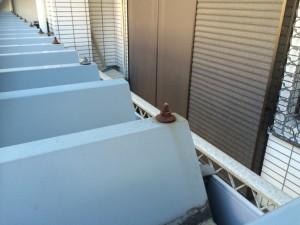 福岡市 博多区 折半屋根 テンキャップ取付け 施工前