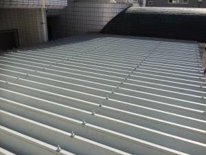 福岡市 博多区 折半屋根 テンキャップ取付け 全体 完了