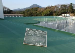 太宰府市 サンケア太宰府 大規模改修工事 屋上 防水工事 完了