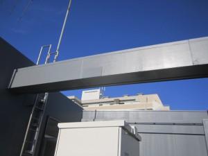 福岡市南区 ライフビル 外壁 塗装工事 完了