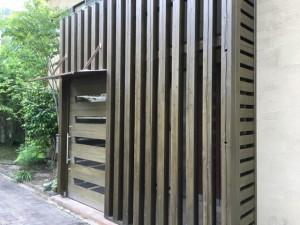 福岡県 糸島市 塗装工事 雷山の森 別荘 木部塗装 完了