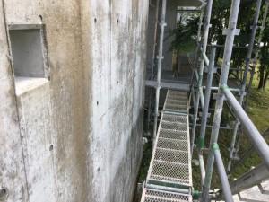 福岡県 糸島市 塗装工事 雷山の森 別荘 基礎改修 完了