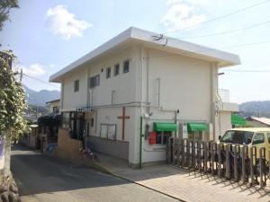 太宰府市 こひつじ保育園 外壁改修工事 完了