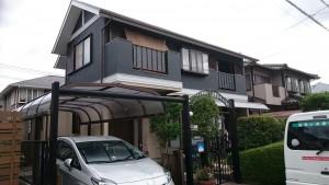 筑紫野市 T様邸 外壁 屋根 塗装工事 完了