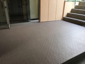 福岡市 城南区 Pアパート 長尺シート工事 完了