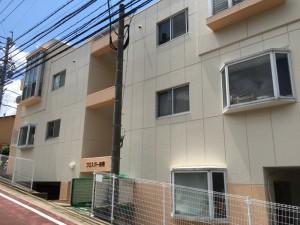 福岡市 城南区 Pアパート 塗装工事 完了
