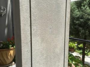 大野城市 塗装工事 K様邸 シーリング打替え 既存シール撤去 完了