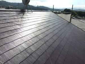 大野城市 塗装工事 K様邸 屋根塗装 完了