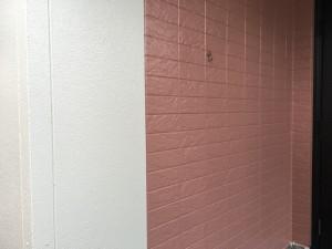 大野城市 塗装工事 K様邸 外壁 塗装 完了