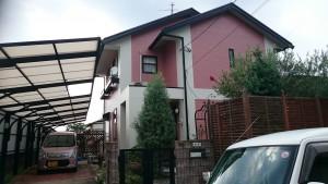 大野城市 塗装工事 K様邸 完了