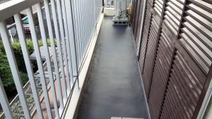 太宰府市 塗装工事 S様邸 ベランダ防水 完了