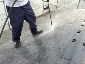 筑紫野市 塗装工事 K様邸 屋根塗装 高圧洗浄