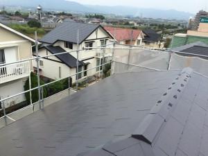 筑紫野市 塗装工事 K様邸 屋根塗装 完了
