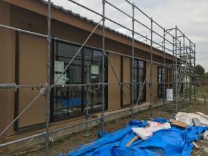 小郡市 新築 塗装工事 外壁塗装 完了