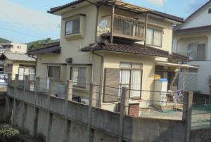 筑紫野市 H様邸 外壁 塗装工事 施工前