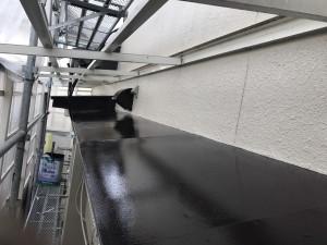 太宰府市 塗装工事 M様邸 板金塗装 完了