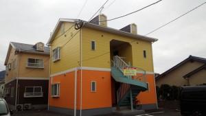福岡県 粕屋町 サンシャイン篠栗 塗装工事 完了