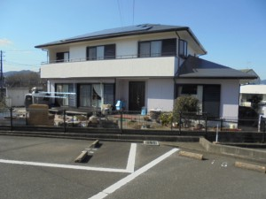 筑紫野市 F様邸 外壁 屋根 塗装工事 完了