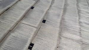 福岡県 粕屋町 アパート 塗装工事 屋根 縁切工法 タスペーサー取付け