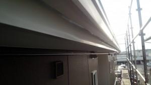 福岡県 粕屋町 塗装工事 各部位 完了